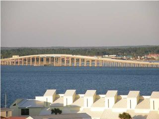 Navarre Beach condo photo - Bridge to paradise