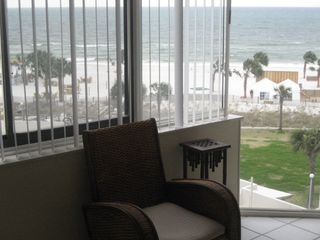 Thomas Drive Area condo photo - Ocean View ... enjoy the sunset from your livingroom!