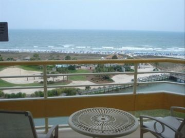 Ocean Creek condo rental - Spectacular Views of the Ocean from the Balcony