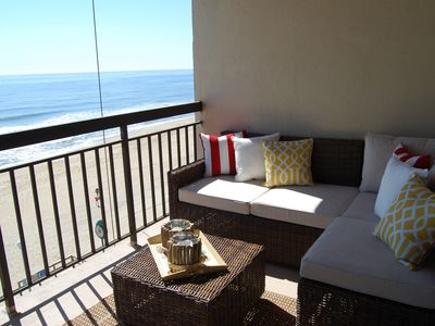 Beautiful Oceanfront Sanctuary - Quiet, Relaxing, & Centrally Located