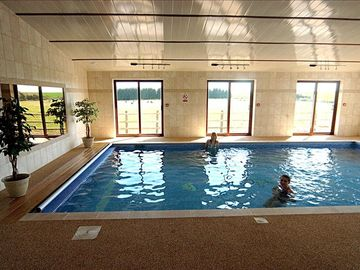 Stable Cottages: Luxury Four Star Cottages with Indoor Swimming ...