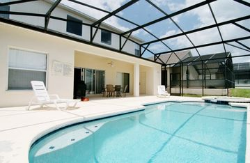 Highgate Park villa rental - pool