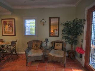 Key West cottage photo - A pleasant sitting area