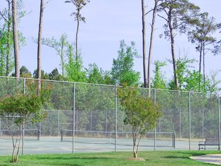 Cape Charles condo photo - Two Tennis Courts by 2nd Pool