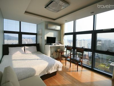 5 Minutes To Coex Corner Room High Flr 1 Bedroom Apartment In Seoul South Korea