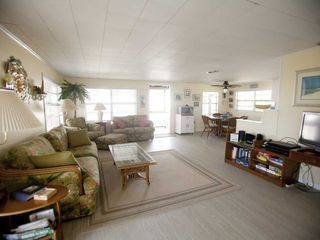 Little Gasparilla Island cottage photo - Spacious island decor!