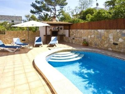 Holiday house for 6 persons, with swimming pool, in Colonia de Sant Pere