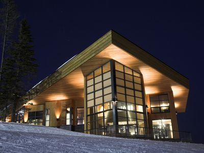 Crescendo at Big White:  in design - DISTINCTIVE; in quality - UNCOMPROMISING; in amenities - EXTRAORDINARY.