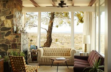 Yucca Valley house rental - Main living space