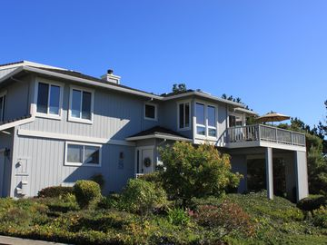 La Selva Beach townhome rental - La Selva Beach Blue Dolphin Townhouse