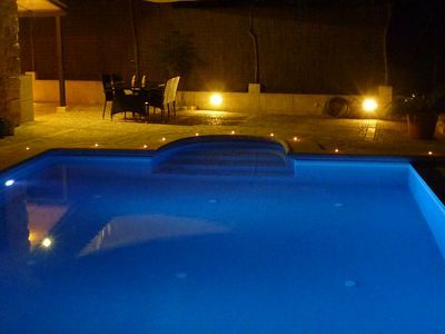 Pool, views, Wi-fi, not overlooked, excellent location, SAT TV