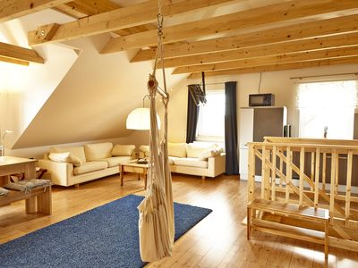 Family-friendly apartments in a relaxing natural environment - Möwe 4 Sterne Ferienwohnung