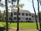 Front View of Home with attached 2 car garage - Dennisport house vacation rental photo