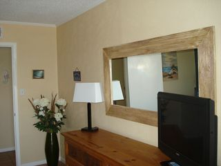 South Padre Island condo photo - NEWLY REDECORATED Bedroom