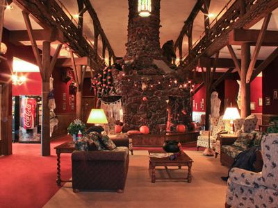Resort Lobby at The Heidelberg Inn