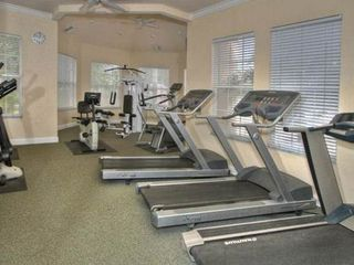 Windsor Palms villa photo - Fitness Center in Clubhouse