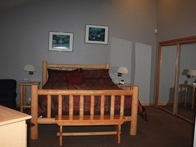 Sunriver house rental - Master Bedroom