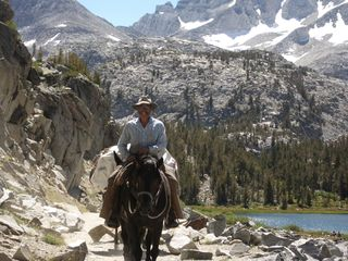 Mammoth Lakes townhome photo - Horseback Rides out of Mammoth Two Stables