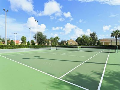 Clubhouse - Tennis Courts
