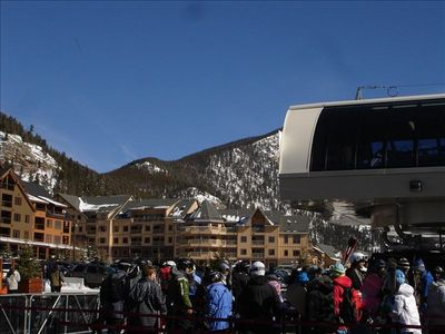 NEW GONDOLA Next to RedHawk!