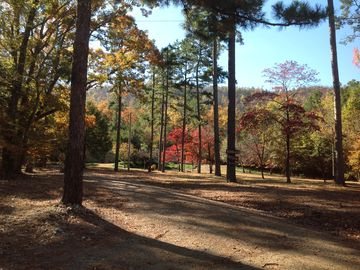 Mena cottage rental - Autumn in the Ouachitas