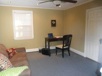 Study/Office with sofa bed