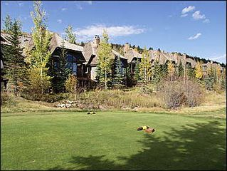 Aspen townhome photo - Golf course location