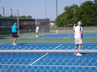 Ocean Pines house photo - Tennis Courts located 2 blocks walk