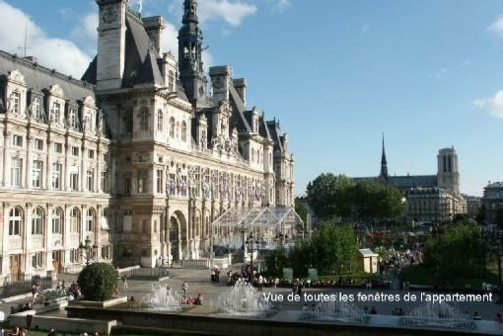Luxury apartment at the heart of Paris Rent from one week