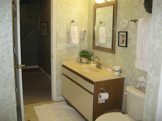 Asheville house photo - Full bath on main floor