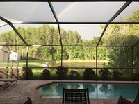 Beautiful Pool Home in Wildlife Conserve 20 minutes north of Tampa, FL