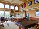 Wonderful Sports Bar with Pool Table, Lots of Seating and a Large TV