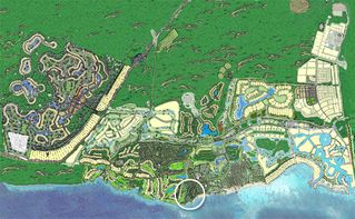 Punta Cana apartment photo - master plan