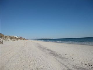 Carolina Beach condo photo - White sand beaches
