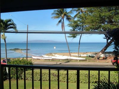 Lanai to Cove View
