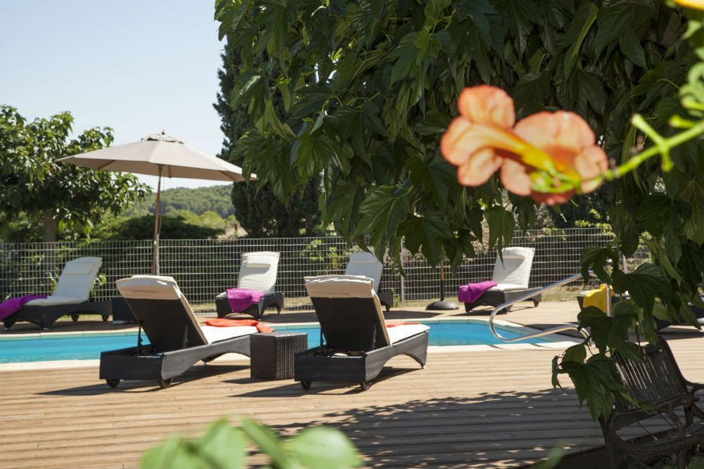Air-conditioned apartment, close to the beach , Montagnac