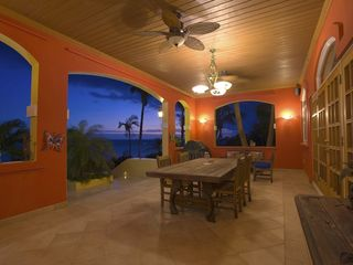 Providenciales - Provo villa photo - Outdoor dinning area