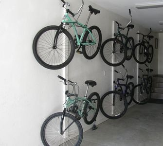 Six Beach Bikes for your use!!