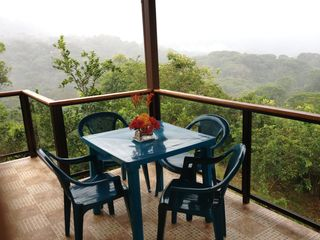 Dominical house photo - View the ocean and canopy from your balcony