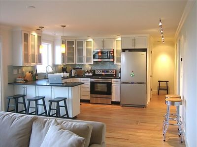Modern Gourmet Kitchen &  Stainless Appliances