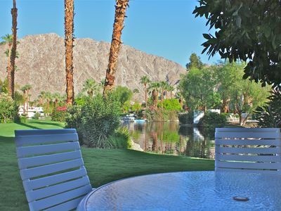 La Quinta condo rental - Stunning view from your patio!