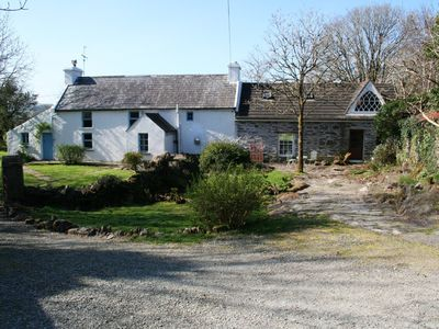 Idyllic west cork cottage farmhouse with 3 acres and river,Skibbereen