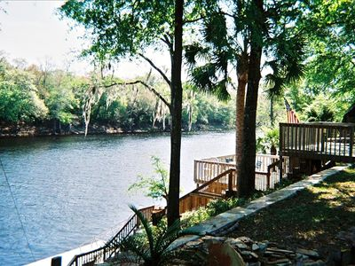 Vacation Rental with 3 Level Deck &  Floating Dock, Kayaks ,2Bed ,2Bath