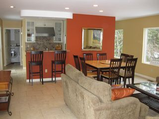 Ogunquit house photo - Dining table for eight plus breakfast bar.