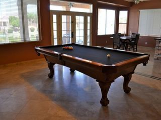 Chandler house photo - Billiard Room