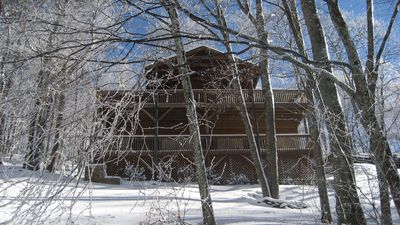 Family Friendly Mountain Cabin @4400 Feet with Full Club Privileges