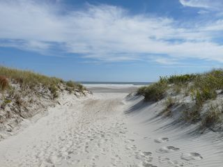 Brigantine townhome photo - Brigantine In Summer. Sand, Dunes And Surf