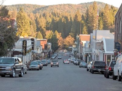 Historic, pictureseque Nevada City