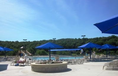 Outdoor Pools are open Memorial Day thru Labor Day - NEW in 2012