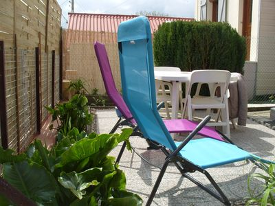 DARGNIES independent house situated in quiet area 2 bedrooms near beach / sea